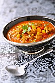 Marokkanische Suppe