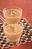 Cardamom creamy rice pudding