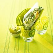 Green bean tempuras