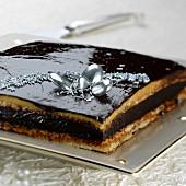 Opera (Schichttorte mit Schokoladenglasur, Frankreich)