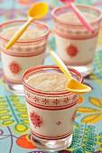 Coconut yoghurts