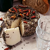 Brin d'Amour corsican cheese