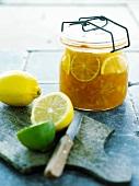 Citrus fruit marmelade