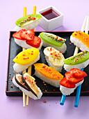 Frucht- Sushi