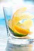Lemon and lime rinds