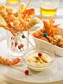 Shrimp Tempuras
