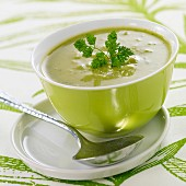 Saint-Germain split pea soup
