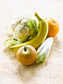 5 fruit and vegetables per day