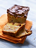 Sucrine du Berry squash and pear loaf cake