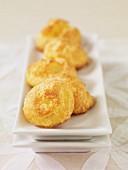 Cheese Gougères