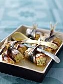 Stuffed sardines