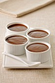 Chocolate cream desserts