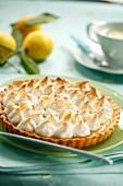 Lemon meuringue tart