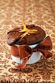 Schokoladensoufflé