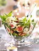 Christmas fig salad