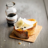Parmesan and balsamic vinegar Bruschetta