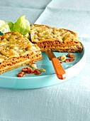 Pancake lasagnes