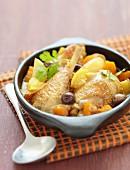Chicken Tajine