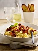 Spaghetti with Bolognaise sauce