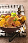 Cameroonian-style chicken