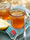 Orange and lemon marmelade