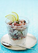 Mackerel tartare