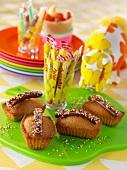 Mini Carambar cakes