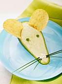 Avocado-mouse