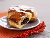 Chocolate milkbread pastry