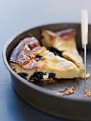Far breton aux pruneaux (Breton baked plum cake)