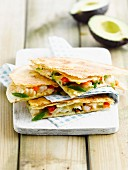 Scampi Chapatis