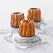 Traditional Cannelés