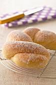 Sugar croissant