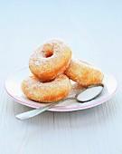 Sugar donuts