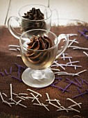 Cocoa mousse