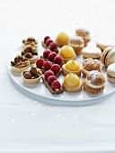 Selection of delicacies