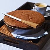 Gâteau au chocolat de Nancy (Schokoladenkuchen)
