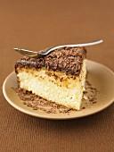 Fluffiger Schokoladen-Rum-Kuchen