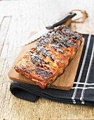 Caramelized spare ribs
