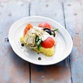 Raclette Niçoise