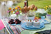 Spring buffet