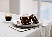 Pistazien-Brownie