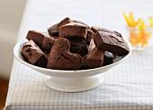 Chocolate Financiers