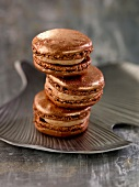 Chestnut cream macaroons