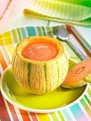 Melon sorbet