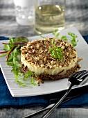 Beef and parsnip cottage pie