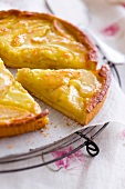 Tart from Normandy