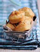 Mini chicken savoury cakes