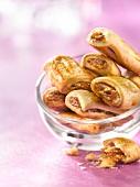 Fig shortbread cookies