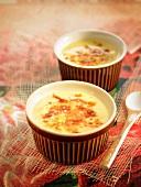 Catala cream dessert